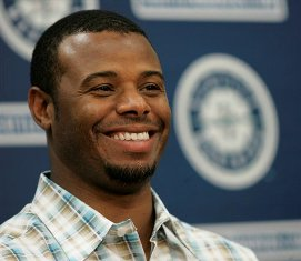 Ken Griffey Jr. returns to Seattle.