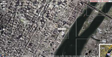The Dark Tower in New York on Wikimapia
